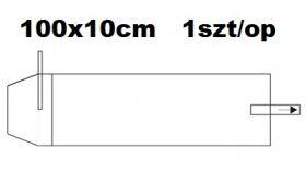 100x10cm osłona na przewody i końcówki stomatologiczne 1 szt/op