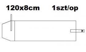 120x8cm osłona na przewody i końcówki stomatologiczne 1szt/op
