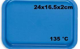 Tacka stomatologiczna wielorazowego użytku  135 °C