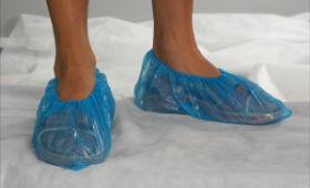 Ochraniacze na obuwie - antypoślizgowe 100szt.