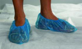 Ochraniacze na obuwie - antypoślizgowe 100szt/op