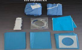 Zestaw Implantologiczny ECO chirurgia szczękowo-twarzowa
