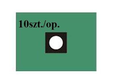 Niejałowa serweta 75x90cm Ø 10cm - 10 szt