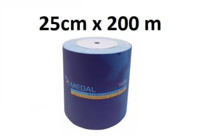 Rękaw do sterylizacji 25cm x 200m